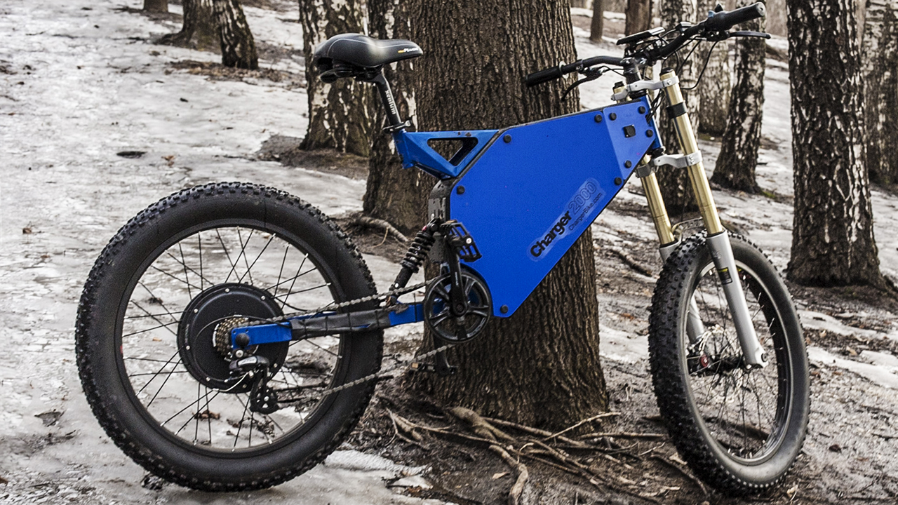 Charger 2000 fatbike