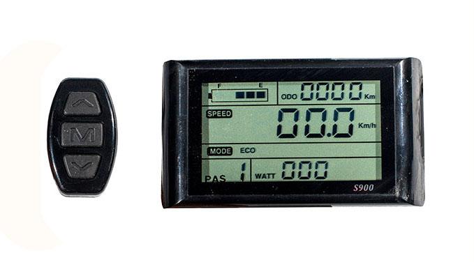s900 display