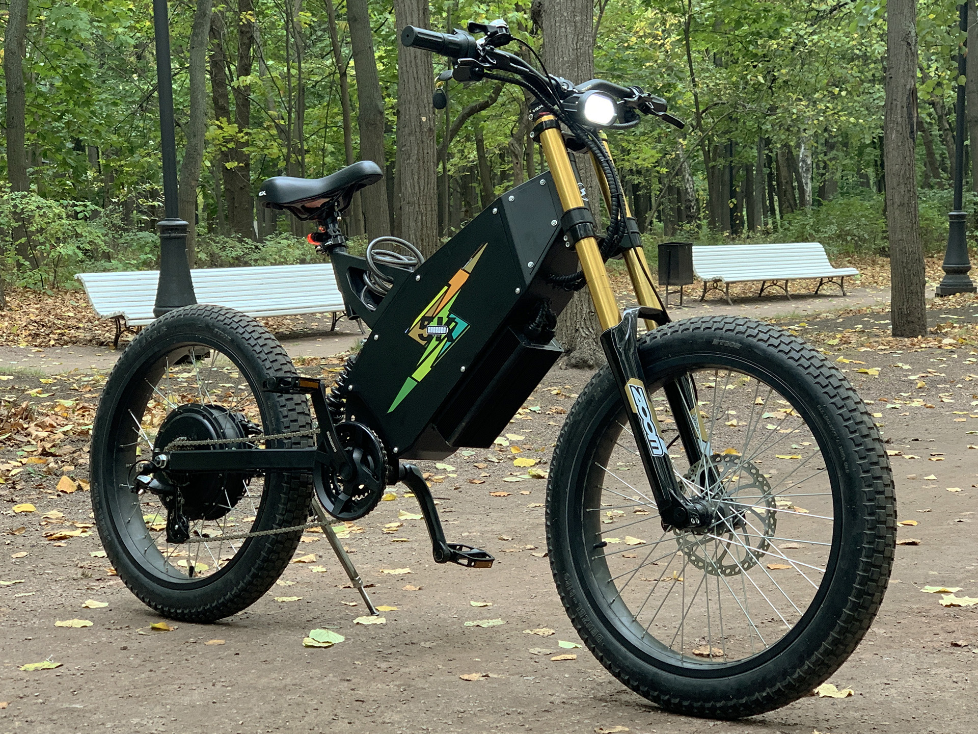 charger electric bike 5000w