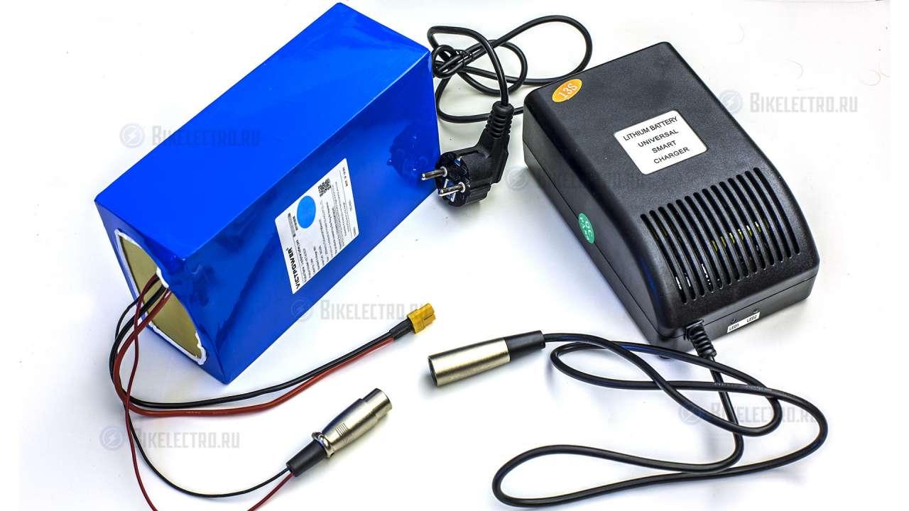 Батарея Bikelectro <b>li</b>-<b>po 48v 13ah</b>