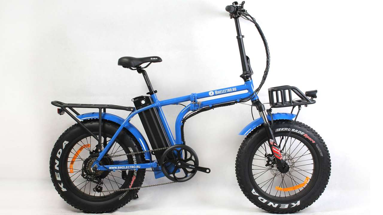 Bikelectro Fat boy II 500w